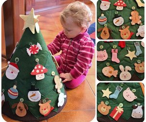 home decor, christmas crafts, and ornament crafts image