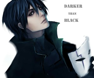 anime, hei, and darker than black image