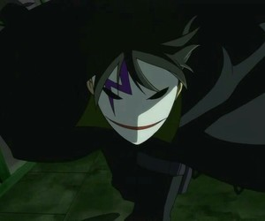 hei, darker than black, and bk201 image