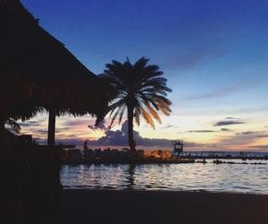 beach, margarita, and playas image