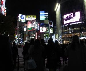 tokyo, shibuya, and japan image