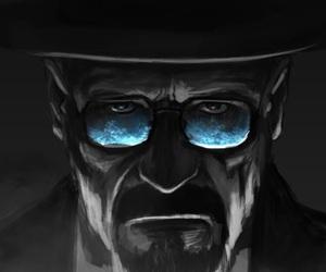 heisenberg, breaking bad, and walter white image