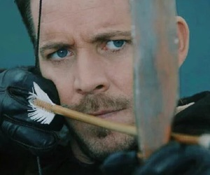 robin hood and sean maguire image