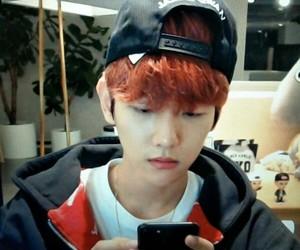 exo, byun baekhyun, and cute image