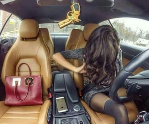 cars, girls, and بُنَاتّ image
