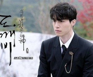 goblin, kdrama, and lee dong wook image