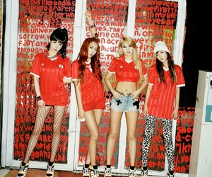 2ne1, CL, and hat image