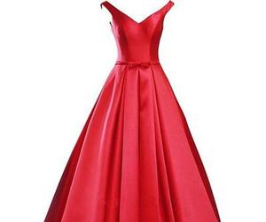 evening dress, prom dress, and party dress image
