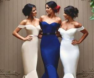evening dress, fashion, and favourite image