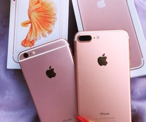 apple, beautiful, and iphone image