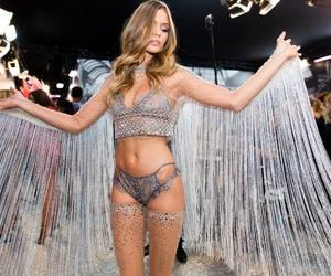 lingerie and victoria's secret image