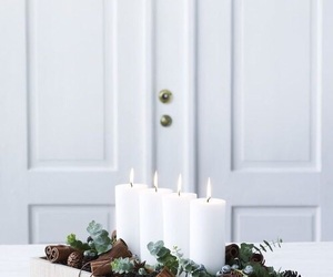 christmas, winter, and decoration image