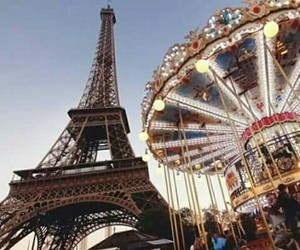 paris, france, and funny image