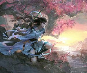 art, fantasy, and amazing image
