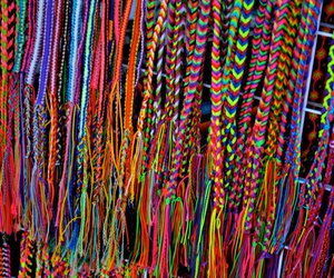 colors, jewelry, and fun image
