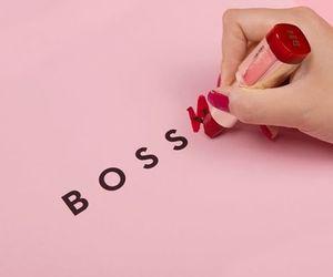 boss, fashion, and hey image