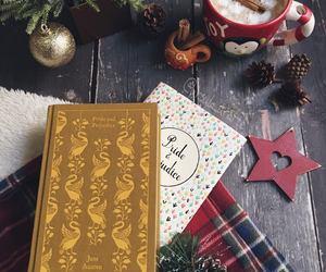 christmas and books image