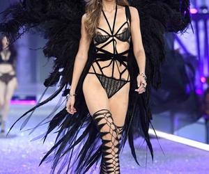 gigi hadid, model, and Victoria's Secret image