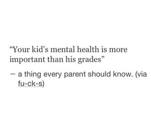 quote, parents, and sad image