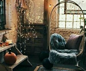 home, house, and christmas image