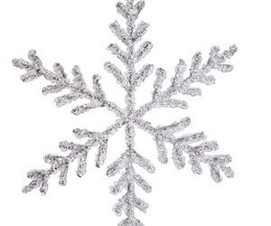 snowflake, winter, and overlays image