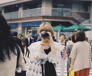 fashion, girl, and Harajuku image