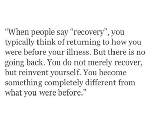 mental health, quotes, and recovery image