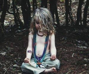 free, hippie, and kid image