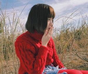 bob, japan, and knit image