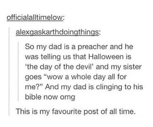 bible, church, and Halloween image