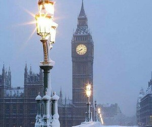 christmas, cities, and london image