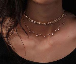 fashion, necklace, and choker image