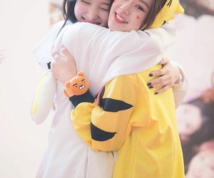 twice, nayeon, and chaeyoung image