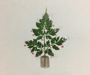 christmas, christmastree, and x-mas image