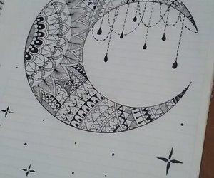 art, dibujo, and draw image