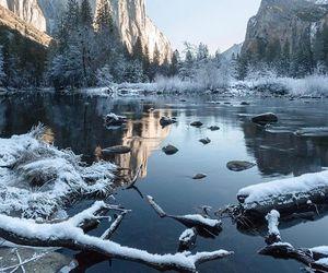 landscape, river, and travel image