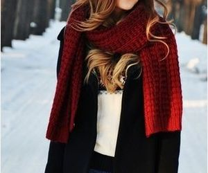 fashion, winter, and divat image