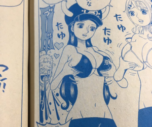one piece and zorobin image