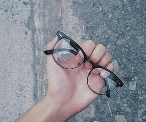 glasses, specs, and aesthethic image