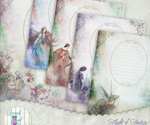 dragon, Fairies, and fantasy image
