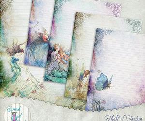 dragon, etsy, and Fairies image