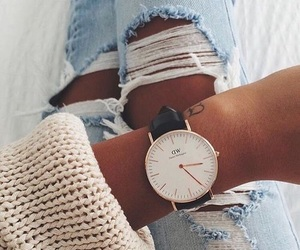 fashion, watch, and style image