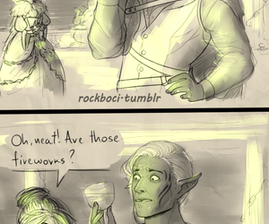 inquisition, dragon age, and zevran image