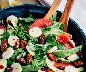 avocado, fitness, and grapefruit image