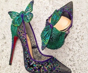 chic, high heel, and inspiration image