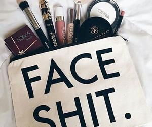 makeup, beauty, and tumblr image