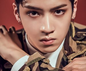 wooseok, pentagon, and kpop image