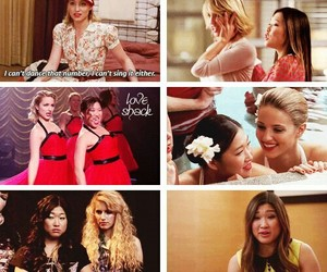glee, quotes, and quinn fabray image