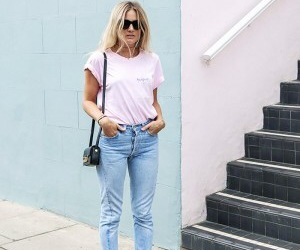 blogger, blonde, and style image