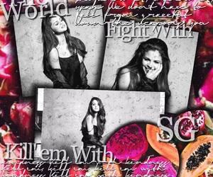 edit, kill em with kindness, and selena gomez image